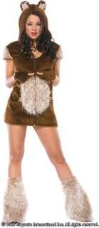 Teddy Bear Girl (Adult Costume)