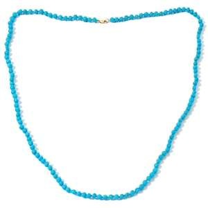 Heritage Gems Sleeping Beauty Turquoise 14K 36 Layering Necklace at