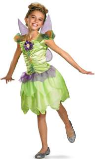 Disney Fairies   Tinker Bell Rainbow Classic Toddler / Child Costume