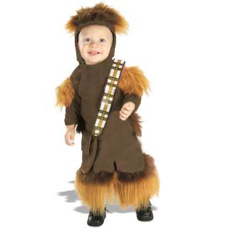 Star Wars Chewbacca Fleece Infant/Toddler Costume     1618886
