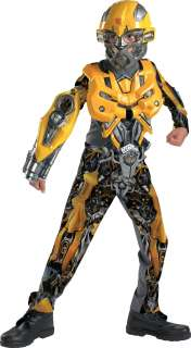 Transformers Bumblebee Movie Deluxe Child Costume   Kids Transformers
