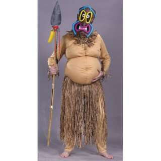 Adult Big Kahuna Costume   This Native Islander is a Kooky Cannibal