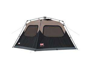 NEW COLEMAN Camping Waterproof 6 Person Instant Tent