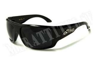 Choppers Biker   svarta solglasögon på Tradera. Herr  Solglasögon