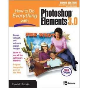 with Photoshop(R) Elements 3.0 [Paperback] David Plotkin Books