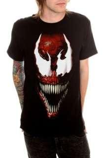 Marvel Universe Carnage T Shirt Clothing