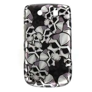 APPLE IPOD TOUCH 4 PROTECTOR CASE   SKULLS   RETAIL PACKAGED Cell