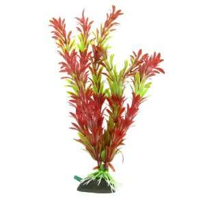Como Aquarium Tank 11.4 Plastic Red Green Artificial