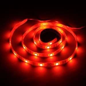 1M 30 LED 5050 SMD Flexible Car DIY Strip Light Waterproof Automotive