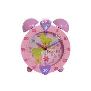 Cinderella Clock  Pink color Bell Alarm Clock