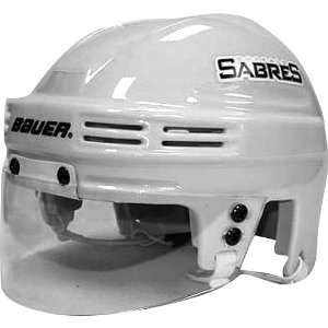 Bauer Buffalo Sabres Vintage Replica Mini Helmet Sports