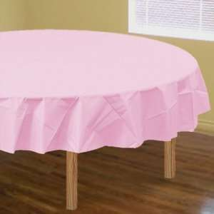 Round Tablecover   Bridal Shower Party Supplies & Ideas: Toys & Games