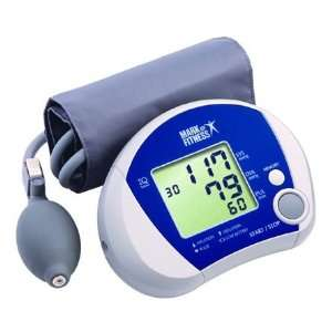 Digital Manual Inflate Blood Pressure (MF36) Health