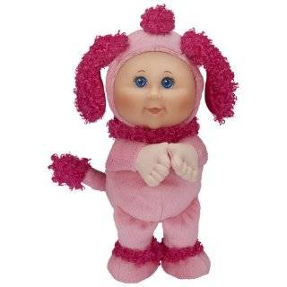 Cabbage Patch Kids Cuties Plush Doll   Pink Giraffe