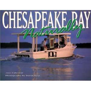 Chesapeake Bay, Naturally Calendar 2002 (9781559495738