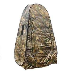 Shower Toilet Camping Pop Up Tent Camouflage