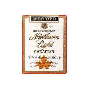 Northern Light Canadian Whisky 1 Liter Grocery & Gourmet
