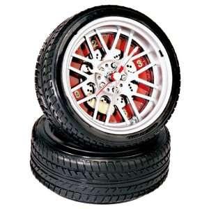 BBS Wheels Rims Tire Alarm Clock w/ Brake & Caliper