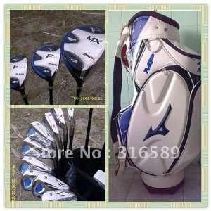 new arrival golf products golf club set plus high quality golf bag