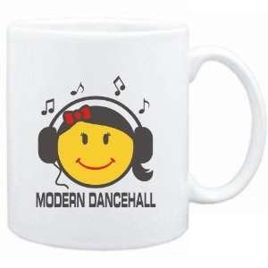 White  Modern Dancehall   female smiley  Music
