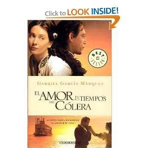 El Amor En Los Tiempos Del Colera (9788483467312): Gabriel
