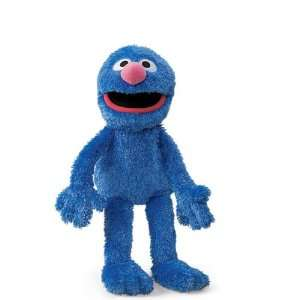 20 Sesame Street Soft and Silky Plush Grover Doll