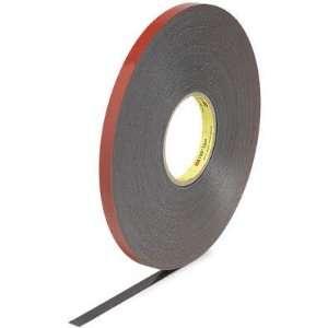 3M 5952 VHB Double Sided Foam Tape   1/2 x 36 yards