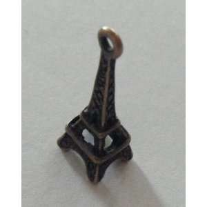 Eiffel Tower Charm (2) Arts, Crafts & Sewing