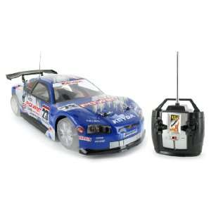 Nissan Skyline R34 118 Electric RTR RC Race Car Toys & Games