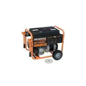 Generac 7000 Watts Electric Start Portable Generator  49
