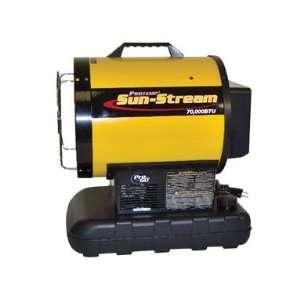 Protemp Radiant Fan Forced Kerosene Heater 70000 BTU 1750
