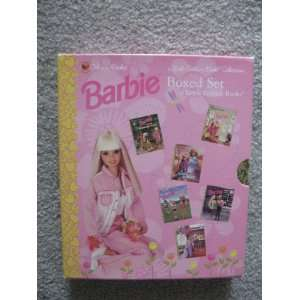 Barbie   6 Little Golden Books   Boxed Set Everything
