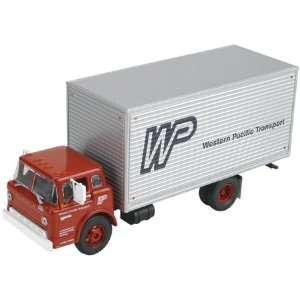 1/50 Die Cast Ford C Box Van, WP Toys & Games
