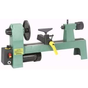 Central Machinery 8 x 12 Bench Top Wood Lathe: Home