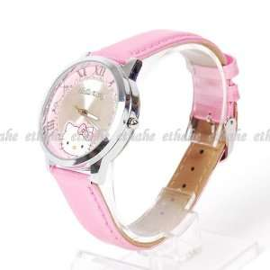 Hello Kitty Rhinestones Wrist Watch Wristwatch Toys