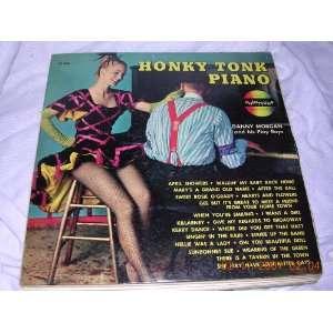 HONKY TONK PIANO DANNY MORGAN AND HIS PLAY BOYS Music