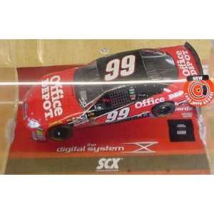 32 DS Ford Fusion #99 Nascar, Digital (Slot Cars) Toys & Games