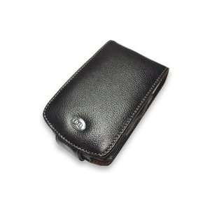 EIXO luxury leather case BiColor for HP iPAQ hw6715 Flip