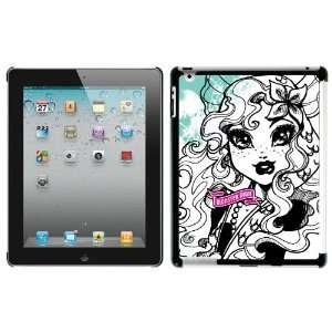 Monster High   Lagoona Blue design on iPad 2 Smart Cover