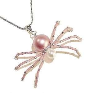The Black Cat Jewellery Store Pale Pink Swarovski Pearl