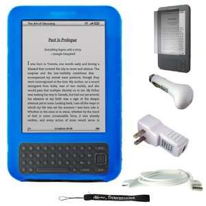 Protective Slim Flexible Durable Silicone Cover Case Skin For Kindle