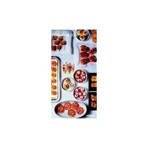 Gourmet 2006. Wandkalender extra lang. (9783832709969) NA Books