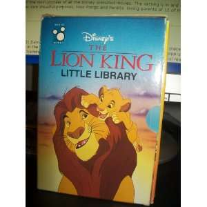 Disneys the Lion King Little Library/the Future King