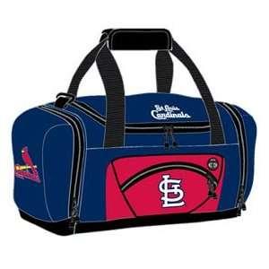 St. Louis Cardinals MLB Duffel Bag   Roadblock Style