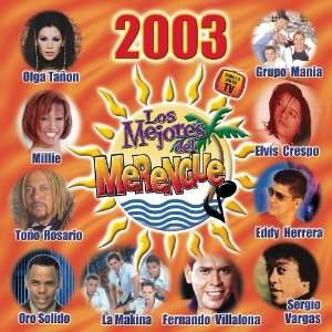Mejores Del Merengue 2003 Various Artists Music