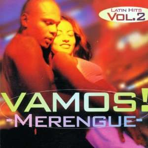 Latin Hits V.2 Vamos Merengue Various Artists Music