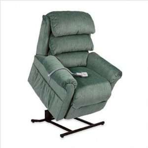 LL 660 Specialty Collection Small Lift Chair with Pillow Back   Quick