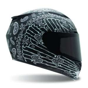 Bell RS 1 Street Full Face Motorcycle Helmets Panic Zone