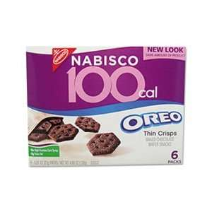 100 Calorie Packs Oreo Cookies, 6/Box
