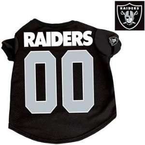 Raiders Nfl Large Pet Football Jersey Dog Cat